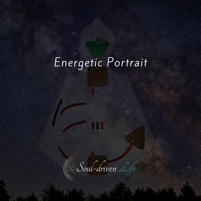 Energetic Portrait | Soul-Driven Life